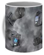 Dslr Cameras Coffee Mug