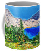 Duck Pass Coffee Mug by Kevin Daly