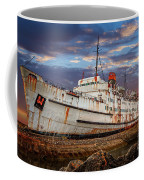 Duke Of Lancaster Ship Coffee Mug