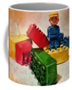 Duplo Man Coffee Mug
