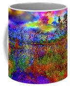 Dusk Someplace Else Coffee Mug