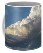 Dying Thunderstorms At Sunset 006 Coffee Mug