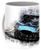 E-type Racing Coffee Mug
