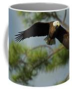 Eagle Flight 1 Coffee Mug