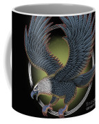 Eagle Illustration  Coffee Mug