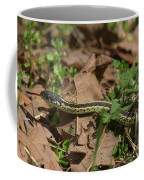 Eastern Garter Snake - 9167 Coffee Mug