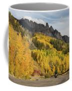 Easy Autumn Rider Coffee Mug