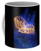 Effiel Tower, Blurred Coffee Mug by Edward Lee