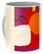 Elation 3- Abstract Art By Linda Woods Coffee Mug