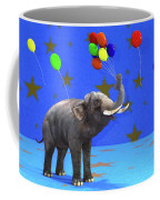 Elephant Celebration Coffee Mug