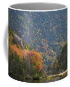Elephant Head Autumn Coffee Mug
