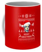 Elon Musk Merry Christmusk Coffee Mug