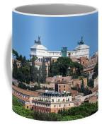 Emanuele II Monument Coffee Mug