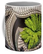 Embarcadero Stairway Coffee Mug by Kate Brown