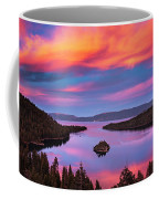 Emerald Bay Explode Coffee Mug