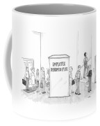Employee Dehumidifier Coffee Mug