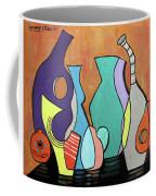 Empty Vases Coffee Mug by Anthony Falbo
