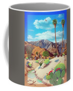 Enchanted Desert Coffee Mug