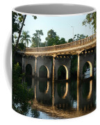 End Of An Era, East Innisfail Jubilee Bridge, Fnq Au  Coffee Mug