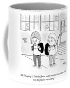Endless Summer Vacation Coffee Mug