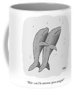 Enormous Spoon Coffee Mug
