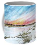 Ephemeral Sunset Coffee Mug