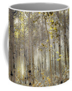 Ethereal Autumn Coffee Mug by Leland D Howard