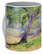 Eucalyptus Tree Australia Coffee Mug