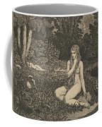 Eva From Eva Und Die Zukunft Coffee Mug