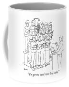Even Less Tuba Coffee Mug