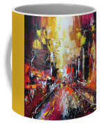 Evening Avenue Coffee Mug