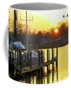 Evening Light Bidding Goodnight Coffee Mug