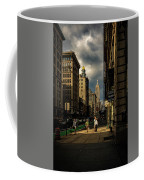 Evening On Fifth Avenue Coffee Mug by Chris Lord