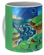 Evening Sea Breezes Coffee Mug