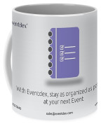 Eventdex- It's All About Event Management Coffee Mug
