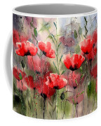 Everything About Poppies Coffee Mug