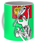 Evolution Of Birds Poster 35 Coffee Mug