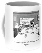 Exciting News Coffee Mug