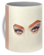 Makeup Art Painting Coffee Mug