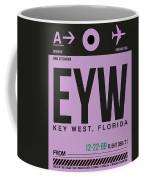 Eyw Key West Luggage Tag I Coffee Mug