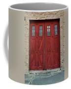 Factory Doors Coffee Mug