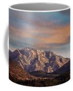 Fading Light On Granite Mountain Coffee Mug by Scott Kemper