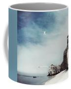 Falaise D'amont - Etretat - France Coffee Mug