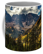 Fall At Maroon Bells Coffee Mug