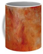 Fall Golden Hour- Abstract Art By Linda Woods Coffee Mug