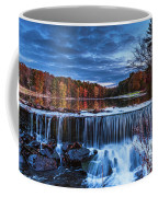 Fall In The Hudson Valley  Coffee Mug