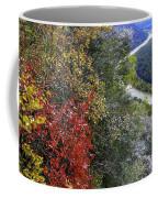 Fall Meets Winter Coffee Mug