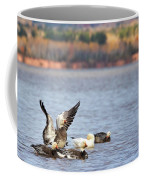 Fall Migration At Whittlesey Creek Coffee Mug