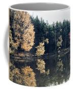 Fall Mirrors 2 Coffee Mug