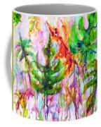Merry Go Round Coffee Mug